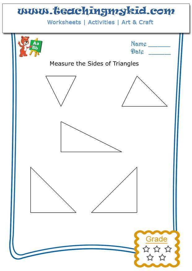 Kindergarten math worksheets – In this worksheet, children will ...