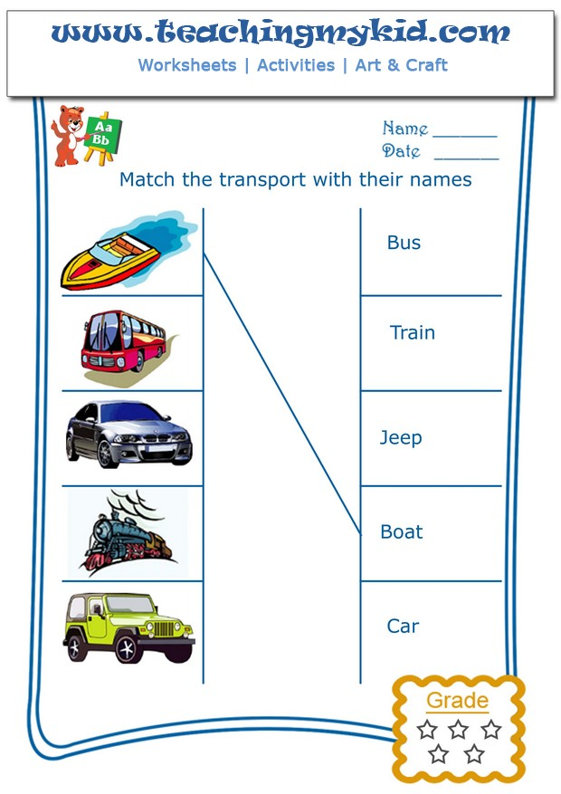Preschool Worksheet Match Vehicle on Best The Cat In Hat Images On Pinterest Dr