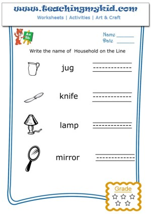 fun worksheets for kids - Fun Worksheets For Children