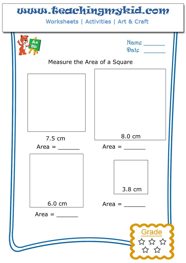 Math printable worksheets