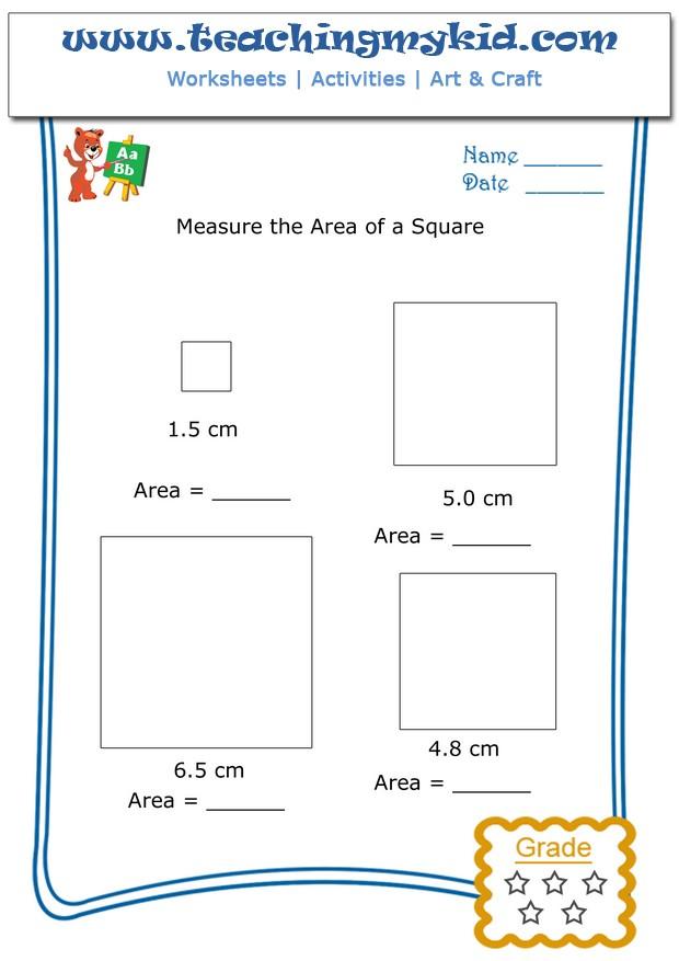 Math worksheets printable