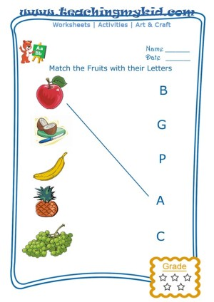 Preschool Worksheet How Many Letters In My Name