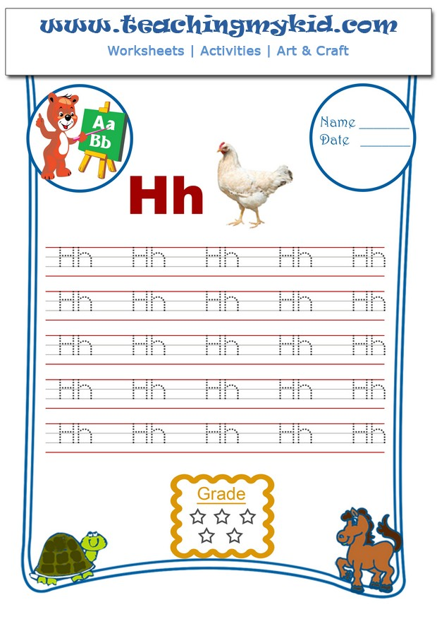 Printable worksheets for kindergarten