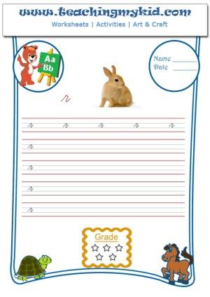 Activities for kindergarten
