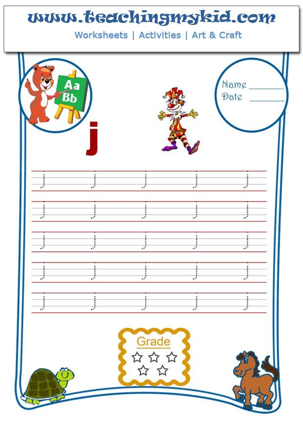 Kindergarten activities - Write the name of each animal - 3