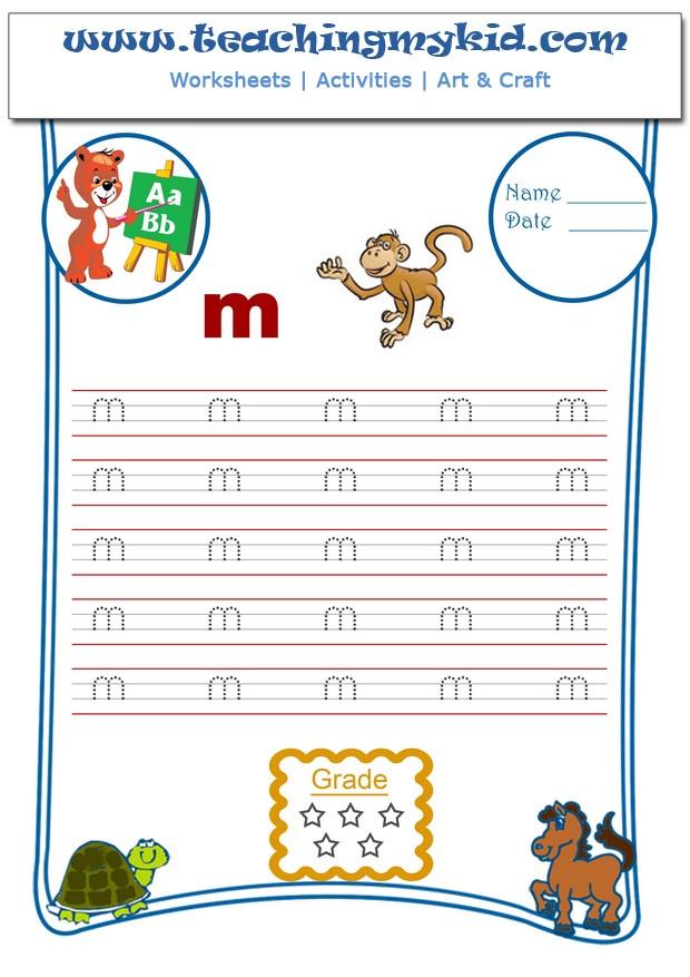 Worksheets for grade 1