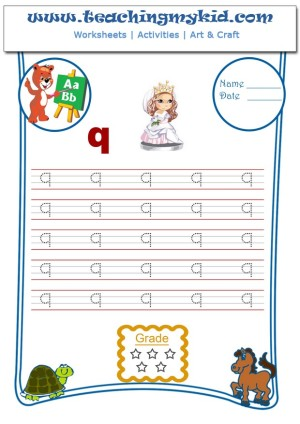 Grade 1 worksheets