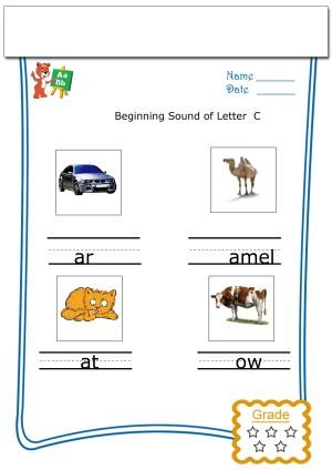 beginning english for kids