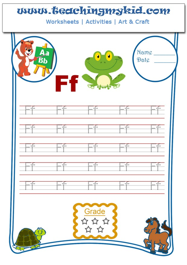 Kindergarten Worksheets Free - Capital And Lower Letter - Ll